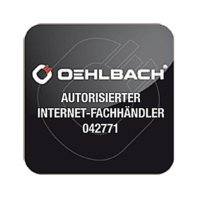 Oehlbach 6045 - UltraHD Switch 3:1 - 3 x HDMI-Input to 1 x HDMI-Output (black/silver/gold)