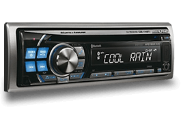 Car radio / Moniceiver