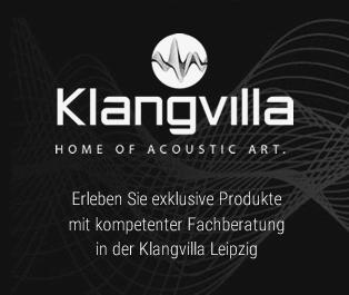 Klangvilla in Leipzig